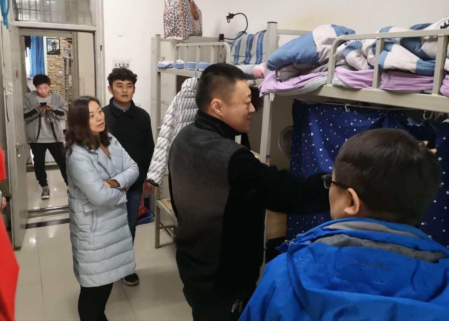 河南牧业经济学院新生宿舍条件和宿舍环境图片